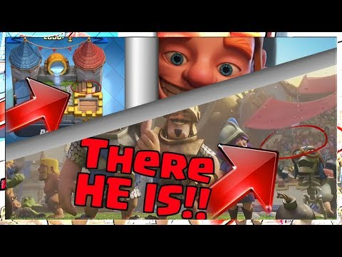 BUILDER SPOTTED in CLASH ROYALE | Clash Of Clans Builder Left BETRAYS US & FOUND #TheFallOfBuilder