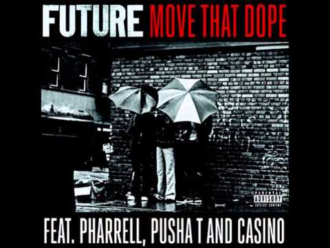 Future Feat Pharrell, Pusha T & Casino - Move That Dope (Acapella Dirty) | 131 BPM