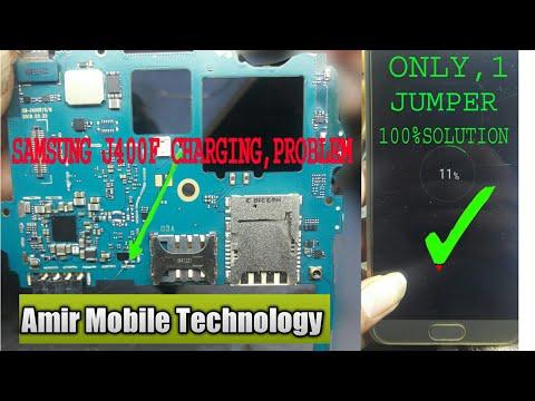 Samsung J400f Charging Problem Solution Charging Ways