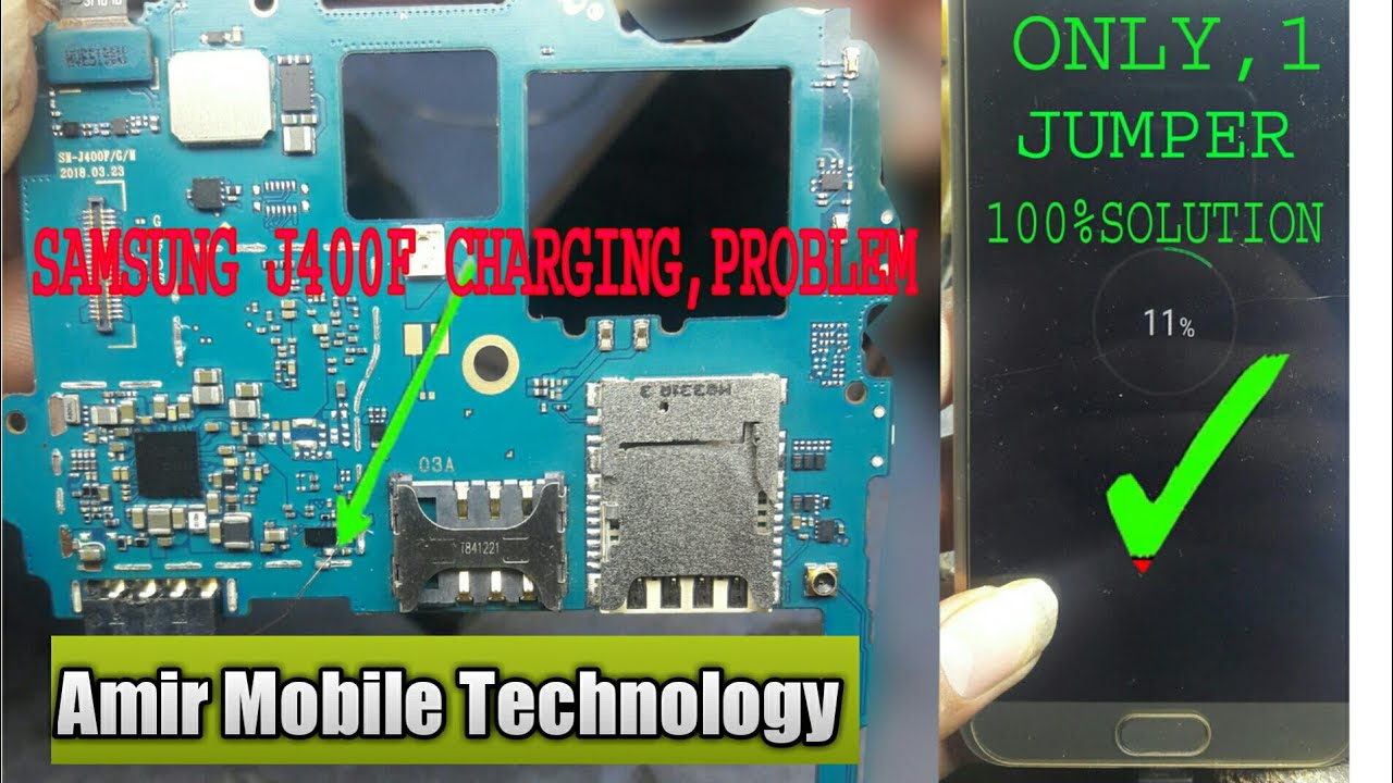 Charging Samsung By J400f Technology Amir Mobile Solution Problem Ways