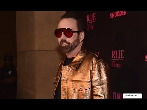 Nicolas Cage Ruins &39;Purple Rain&39; at Karaoke Bar: Afternoon Sleaze