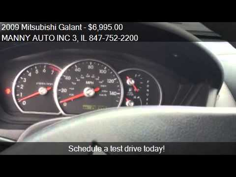 2009 Mitsubishi Galant For Sale In Grayslake Il 60030 At Th Youtube