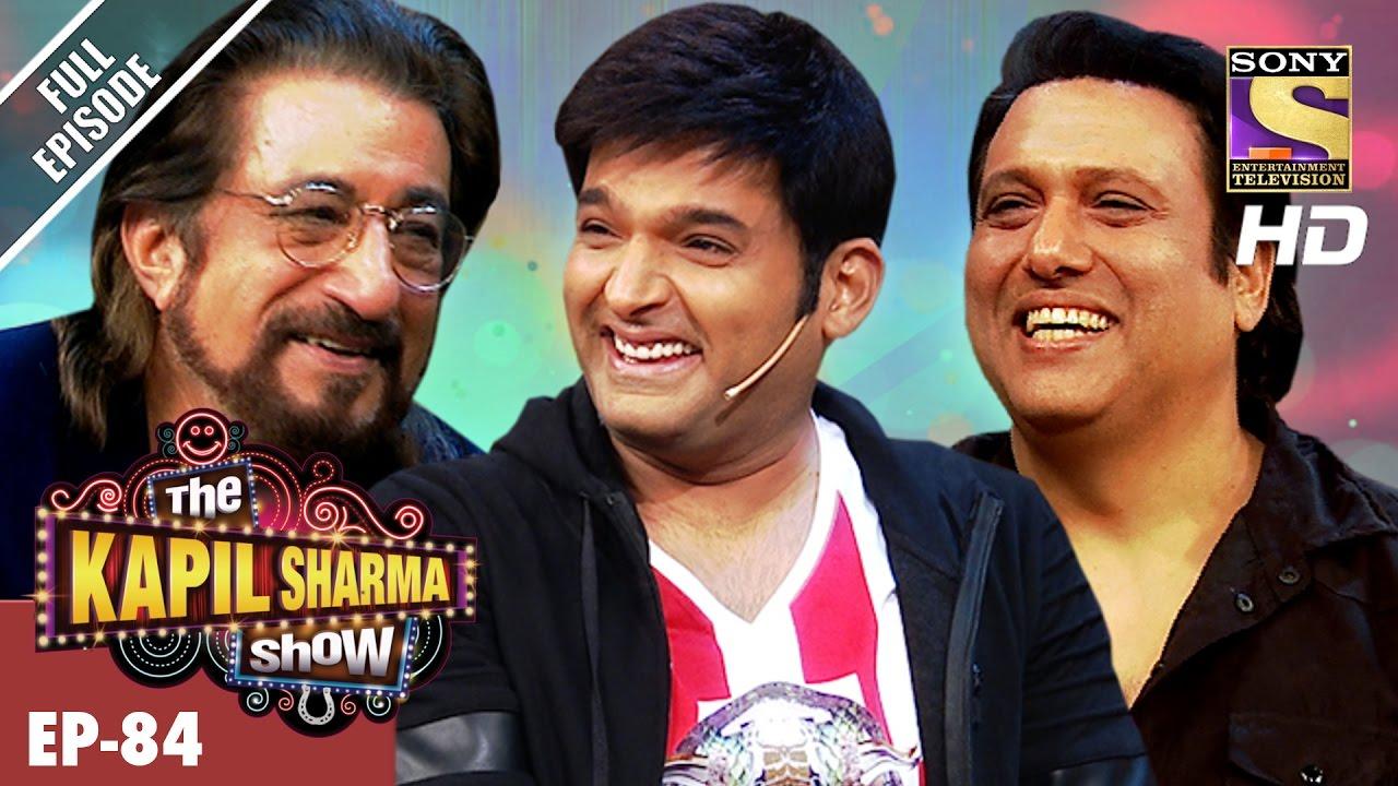 The Kapil Sharma Show - दी कपिल शर्मा शो-Ep-84-Govinda & Shakti Kapoor In Kapil's Show–25th Feb 2017 #1