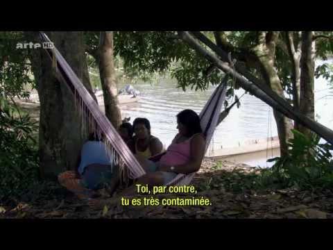 Sale Paradis - documentaire sur les Wayana en Guyane