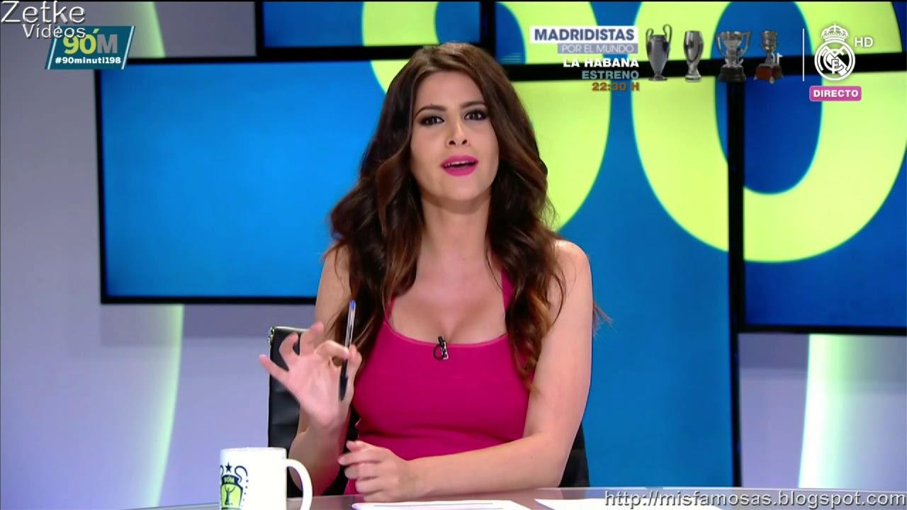 Graciela Alvarez Escote Rojo Youtube