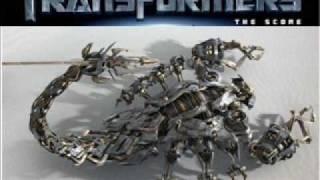 Scorponok The Best - Transformers The Score OST