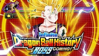 THE MOST DIFFICULT EVENT IS HERE! INFINITE DRAGON HISTORY! (DBZ: Dokkan Battle)