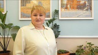 Лучший учитель ИЗО - Лариса Геннадьевна Сикеотова