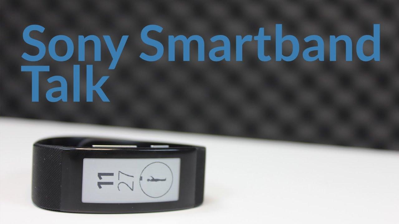 Sony smartband talk swr30 инструкция скачать