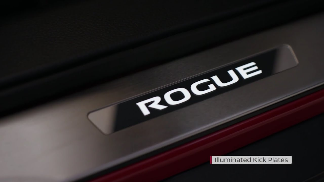 nissan rogue accessories things