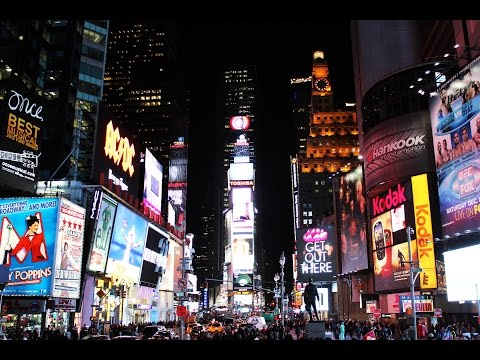 Times Square, New York City | Broadway | December 30, 2014