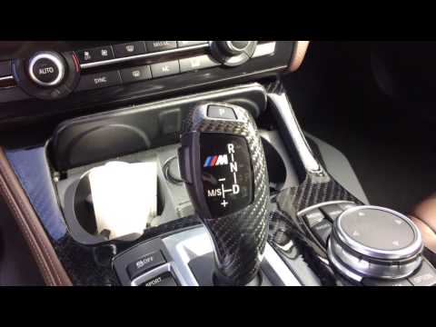 BMW F10 How to remove front wood trim on Door Panel 2013 535i Sedan