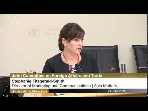 24 June, 2015 Asia Matters - Expanding Ireland's Trade with ASEAN Part 2