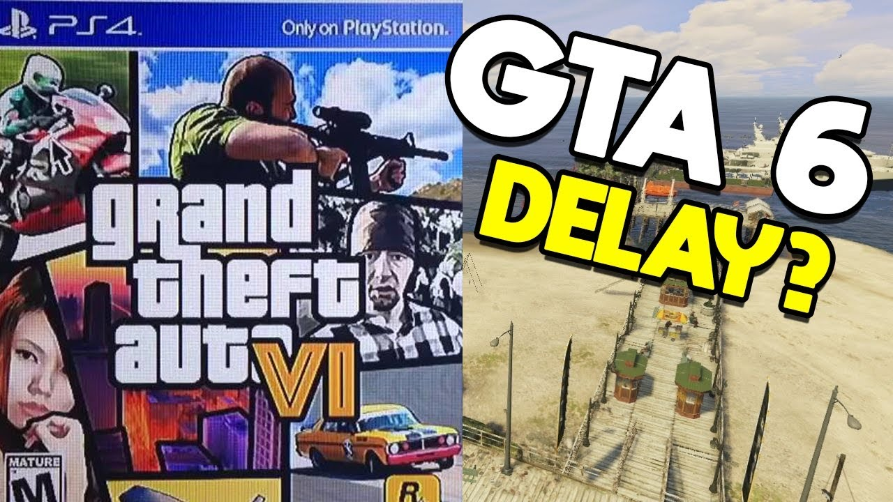 Gta 6 Will Never Release Gta 5 Online Will Delay The