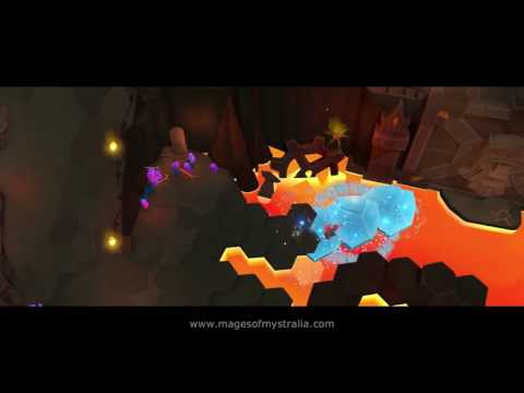Mages of Mystralia trailer - PC Gaming...