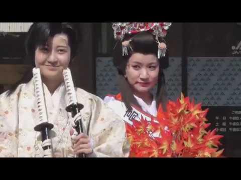 第26回高松秋の祭り仏生山大名行列