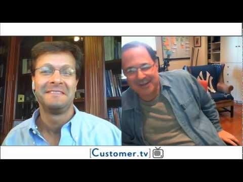 Paul Greenberg Explains CRM, social CRM & Customer Experience