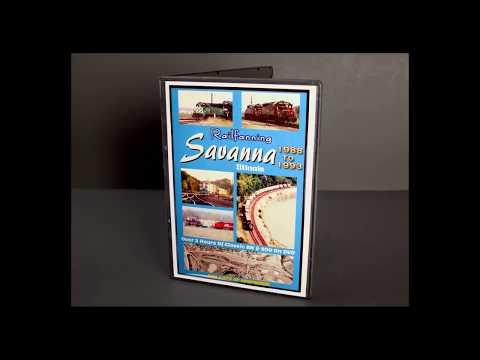 BN AND SOO in Savanna Illinois 30 Years Ago NEW DVD!