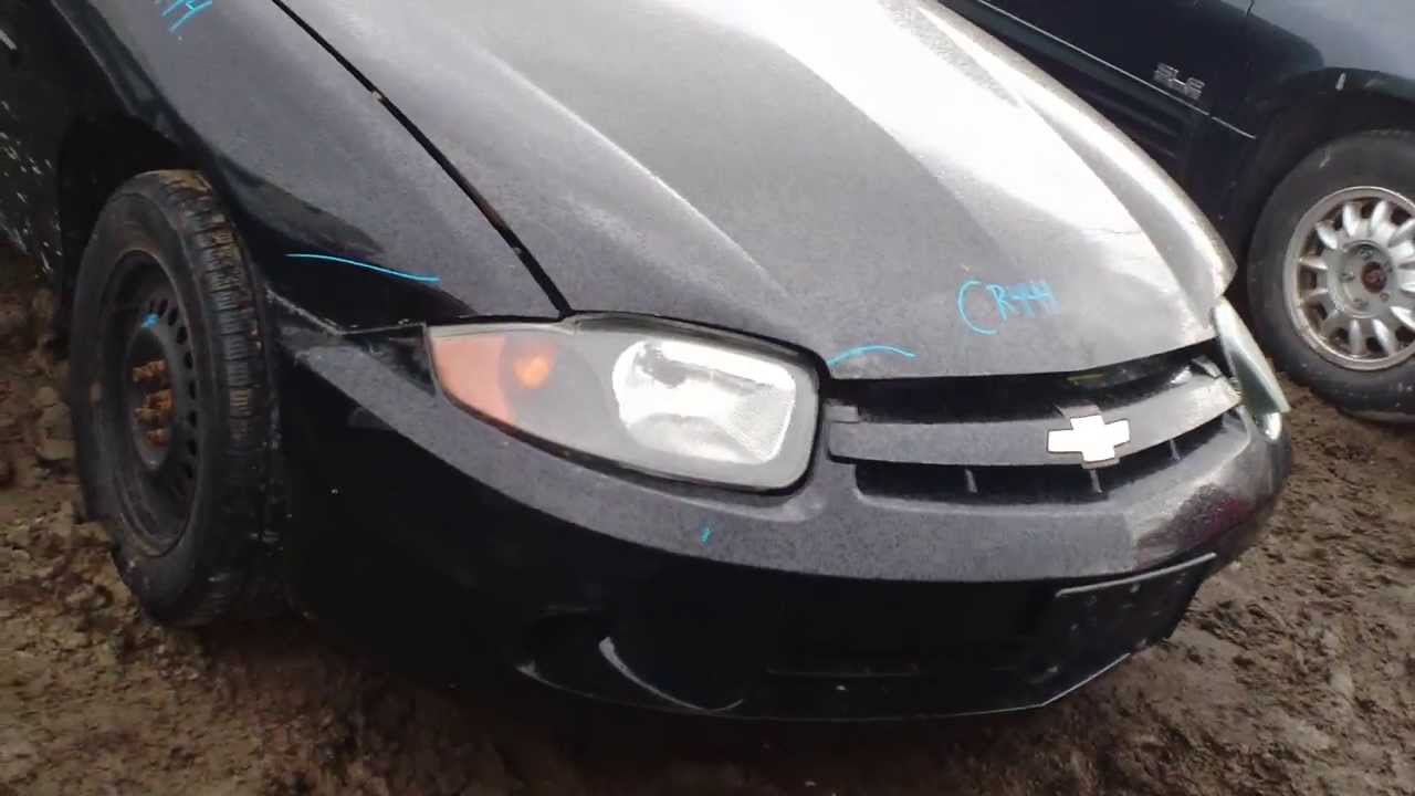 Cavalier 2003 chevy cavalier parts : 2003 Chevy Cavalier Auto Parts Inventory Standard Auto Wreckers ...