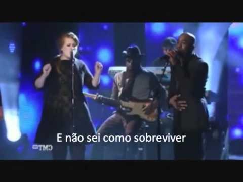Adele - Need You Now  Legendado
