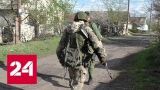 СКР возбудил два уголовных дела по факту обстрелов Донбасса - Россия 24