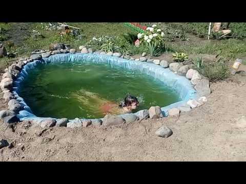 Самый большой и глубокий бассейн в мире