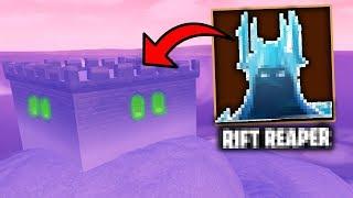 HE'S INSIDE The Iceberg Castle in Fortnite Season 7
