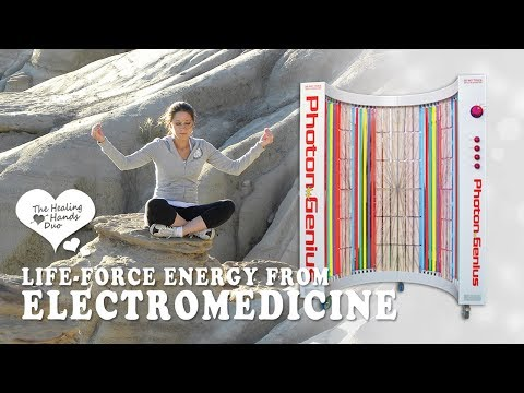 The Best Healing Machine | Tesla, Rife, Skilling & Lakhovsky Technologies (The Photon Genius)