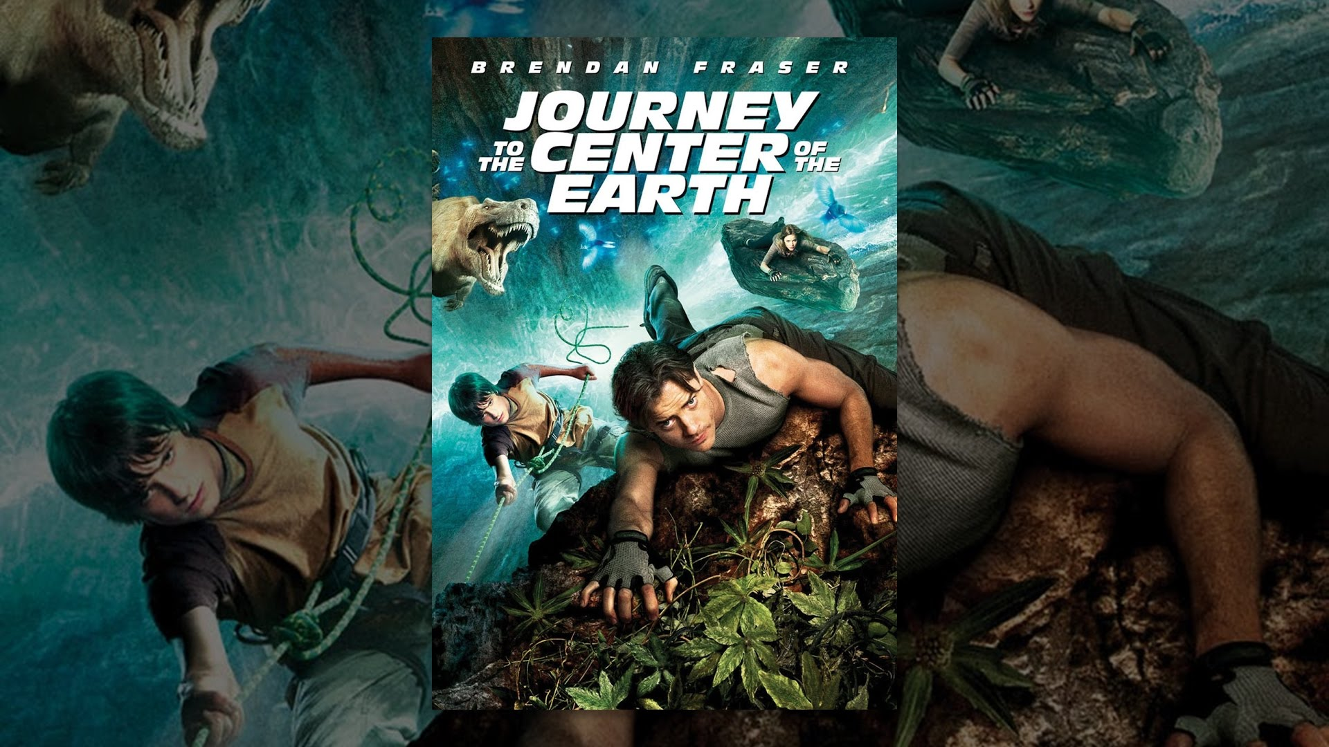 Journey to the Center of the Earth 2D(2008) - YouTube