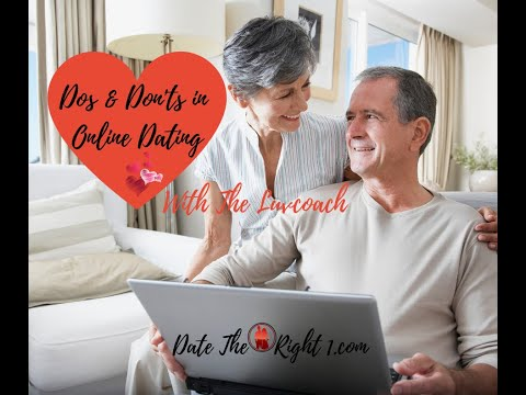 Do's And Don'ts To Online Dating