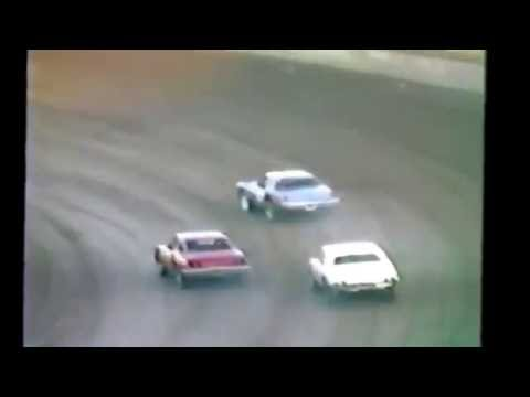 1985 races at Black Hills Speedway #29 grand national heat race