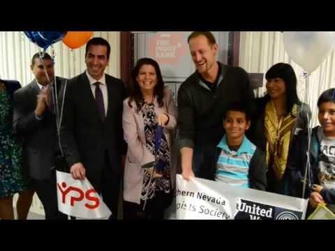 "UWSN launches ""The Piggy Bank"" Program Teaching Students at Long Elementary Money Saving Skills"