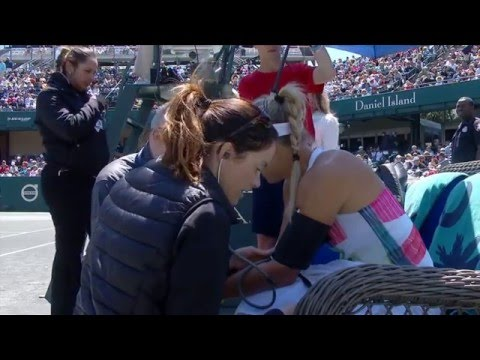 2016 Volvo Car Open Semifinals | Sloane Stephens vs Angelique Kerber | WTA Highlights