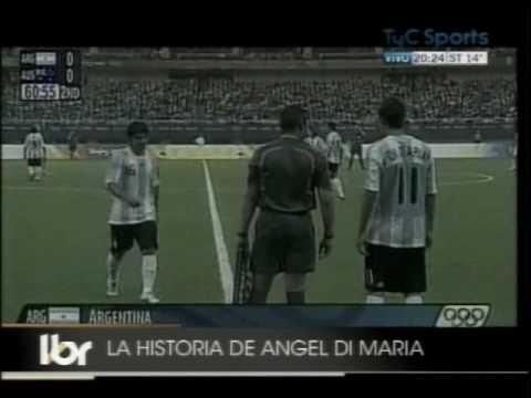 La historia de Angel Di Maria - Biografia