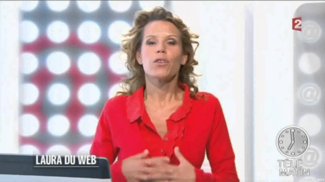 Soundsgood sur t l matin par laura du web france 2 youtube - Laura du web salaire ...