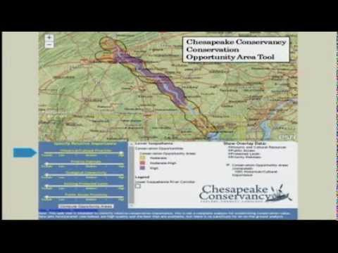 Mapping the Historic Susquehanna River