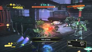 Warhammer 40,000: Space Marine PC Co-Op Gameplay *HD*