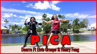 PICA Deorro Ft Elvis Crespo &amp Henry Fong Zumba