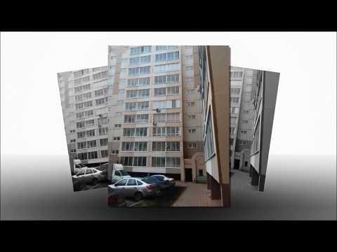 2 комнатная квартира на ФПК общей площадью 64 кв.м.
