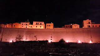 Incendio del Castello 2019: il video integrale