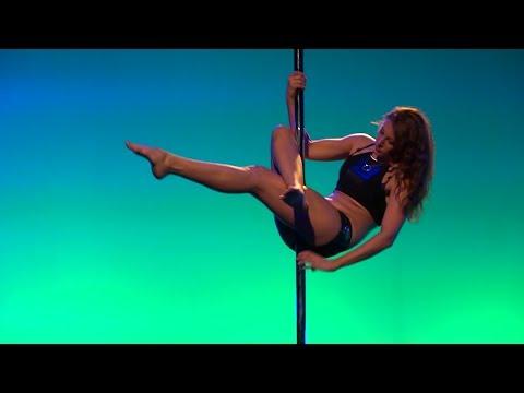 Ela Arapović - Sport Passion Studio - Zagreb [Pole Dance]