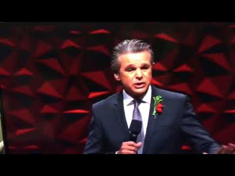 Jentezen Franklin at Re. TF Tenny's Funeral
