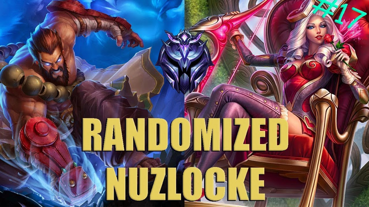 League of Randomized Nuzlocke | Udyr & Ashe (League of Legends) LoL