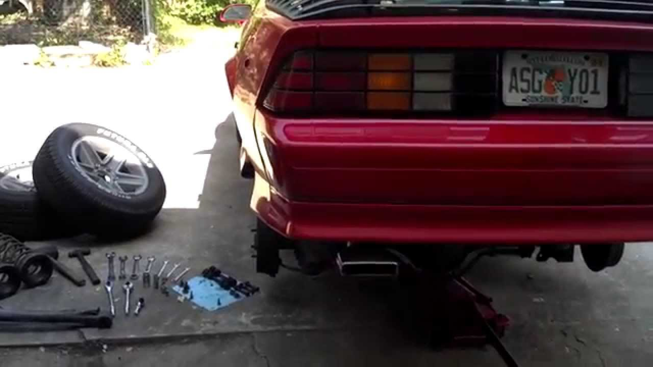 maxresdefault third gen camaro gas tank removal youtube 4th Gen Camaro at n-0.co