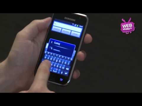 Samsung Galaxy S Plus - recenzja, Mobzilla odc. 46