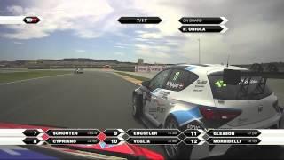 2015 Valencia, TCR Round 6
