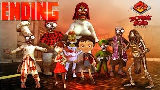 Zombie Zoid Zenith PC Gameplay Ending