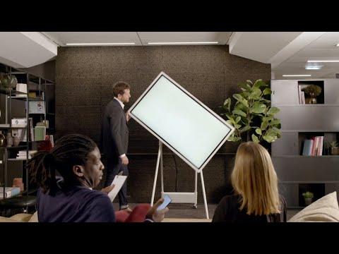 Samsung Flip : Paperboard Digital 55'' et Meeting Board 65''