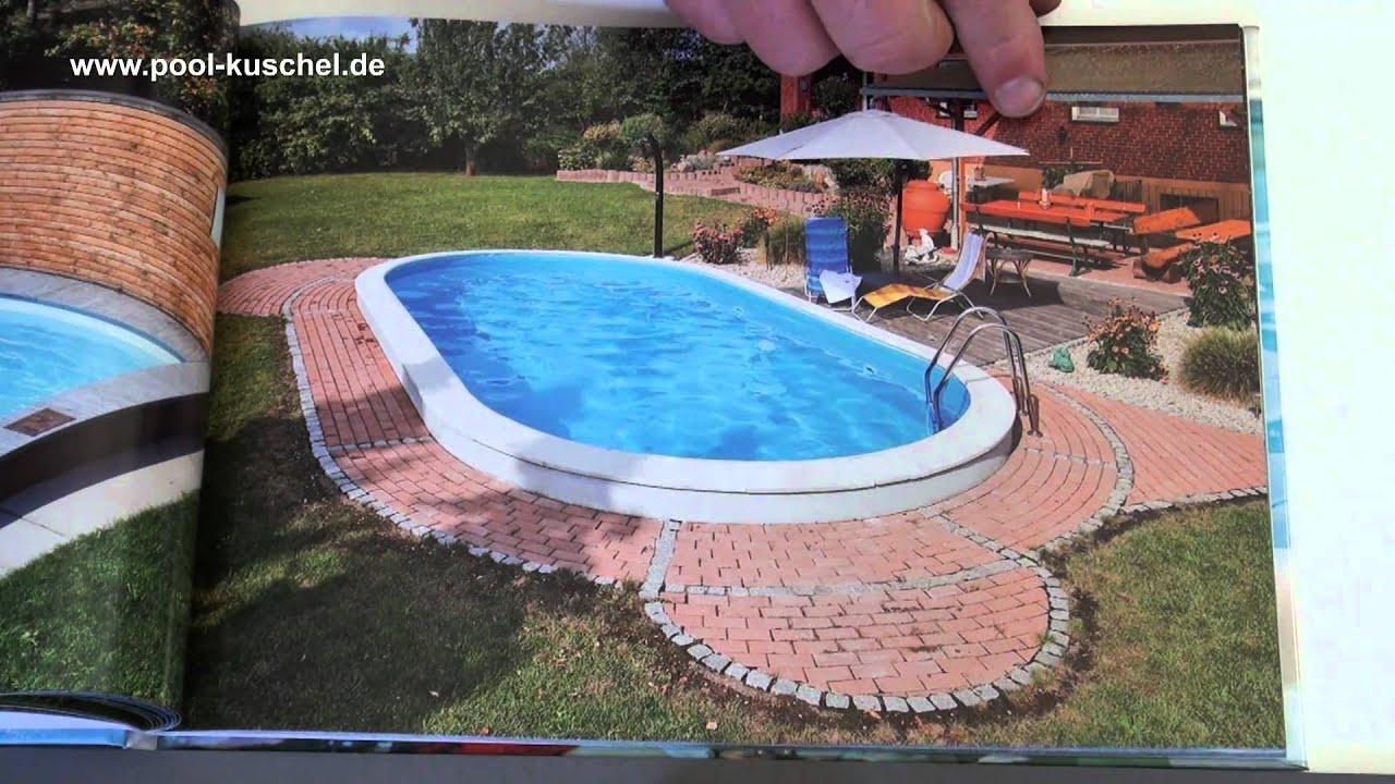 Oval Pool Bauen Video Schwimmbad Pool And Co Quot Das Buch Quot Youtube