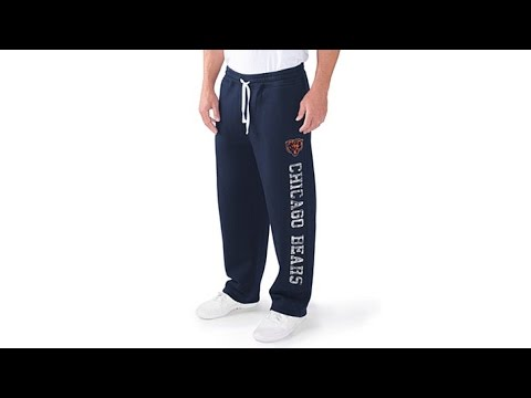 NFL Strong Safety Fleece Pant  Vikings